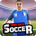 Euro 2016 Soccer Flick APK for Bluestacks