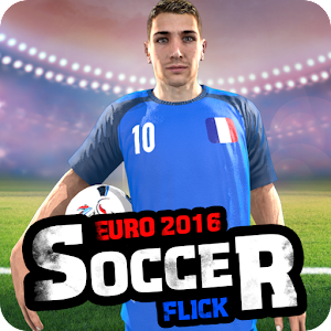 Cover art Euro 2016 Soccer Flick
