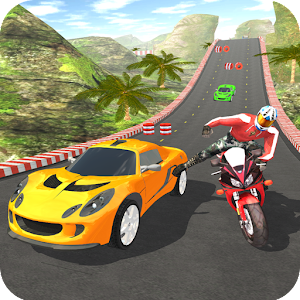 Car vs Bike Racing For PC (Windows & MAC)