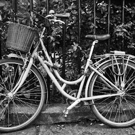 by Jeanne Knoch - Black & White Street & Candid