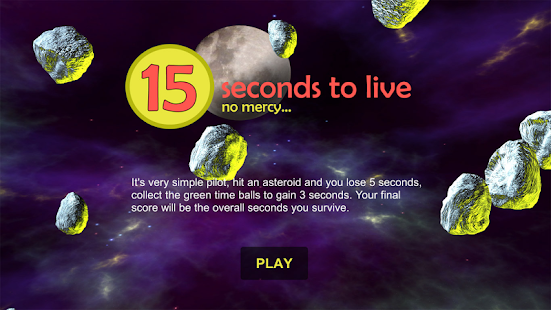 15 Seconds To Live - No Mercy - screenshot