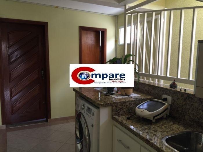 Casa 4 Dorm, Jardim São Jorge, Guarulhos (SO1296) - Foto 10