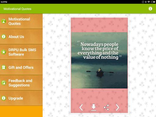 Motivational Quotes Images PRO - screenshot