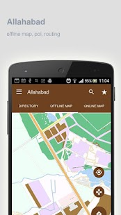 Allahabad Map offline - screenshot