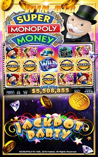 Jackpot Party Casino Slots 777 Screenshot