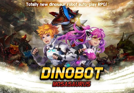 Dinobot: Mosasaurus APK for Nokia
