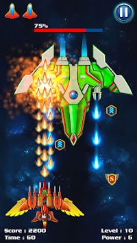 Galaxy Attack: Alien Shooter APK screenshot thumbnail 5