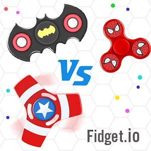 Fidget Spinner .io For PC (Windows & MAC)