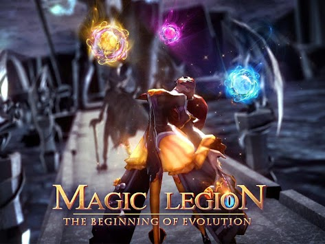 Magic Legion - Hero Legend APK screenshot thumbnail 11