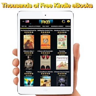 Free Kindle eBooks - screenshot