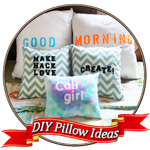 DIY Pillow Ideas - screenshot