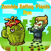 Game Zombies Eating Plants Run APK for Windows Phone