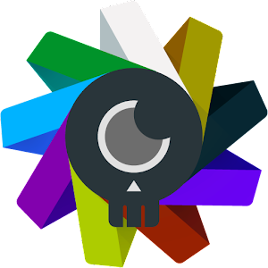 Iride UI is Dark - Icon Pack