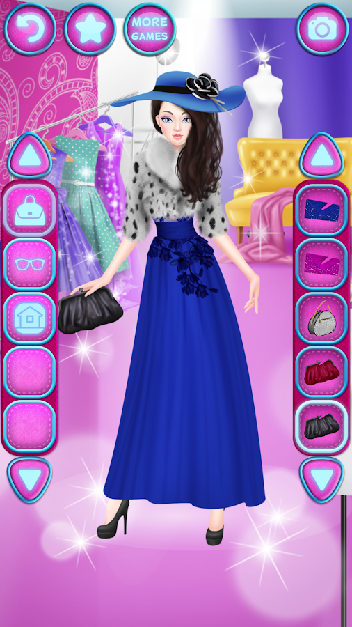 Fashion Show Dress Up Game Screenshot