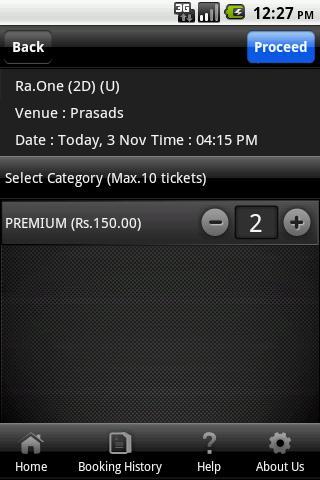 Prasads Cinemas screenshot 6