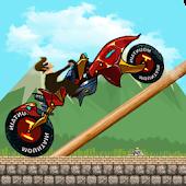 Death Moto Monster