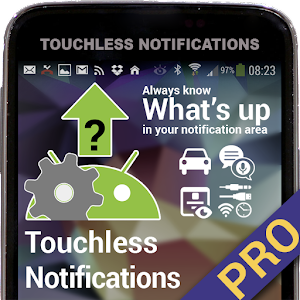 Touchless Notifications Pro APK Cracked Download