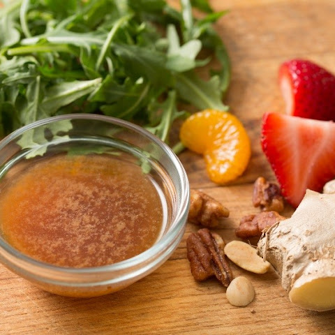 Sweet Tea Ginger Vinaigrette