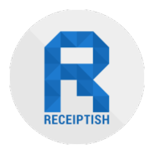 Receiptish Receipt Maker App