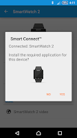 Screenshot of Smart Connect