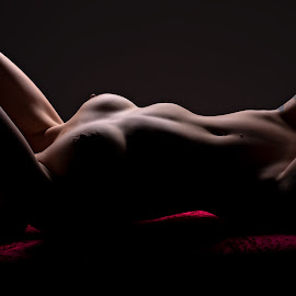 Miss AM by Peter Driessel - Nudes & Boudoir Artistic Nude