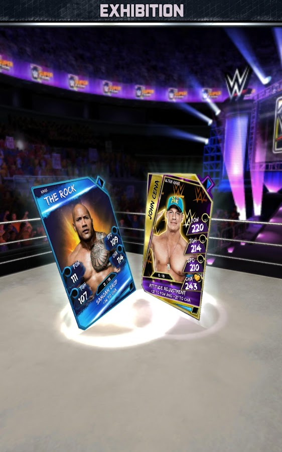 WWE SuperCard Screenshot 8