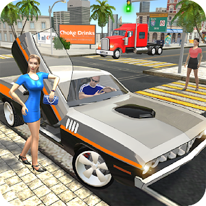 Muscle Car Simulator app for android