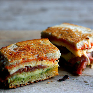 Ciabatta Bread Grilled Cheese Recipes
