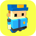 Game Smashy Cop: Jump the Road APK for Kindle