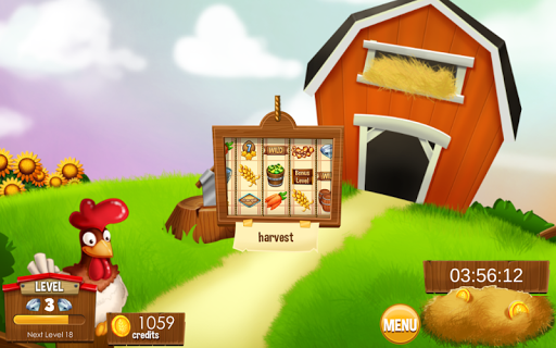 Harvest Slots - screenshot