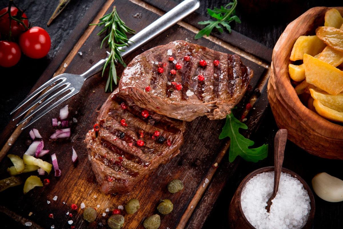 Как сделать мясо на мангале