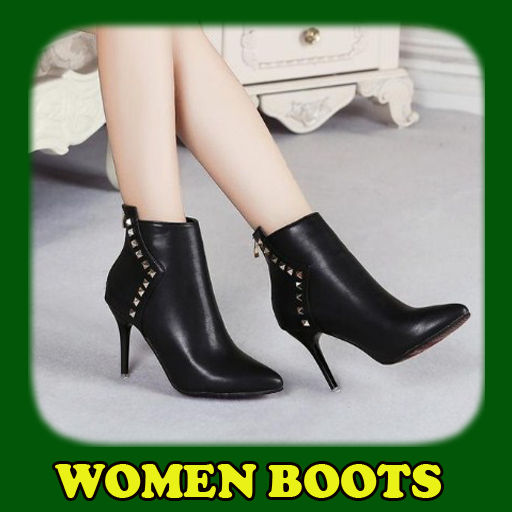 Women Boots Apk Download Free for PC, smart TV