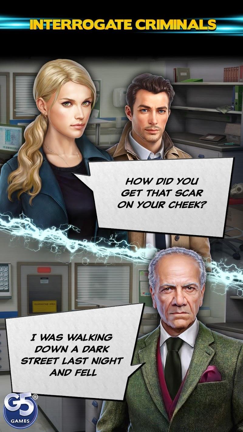 Homicide Squad: Hidden Crimes Screenshot 2