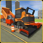 Straßenbauer Bau