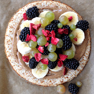 Fruity Coconut Breakfast Tart