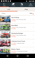 Screenshot of Food Trucks