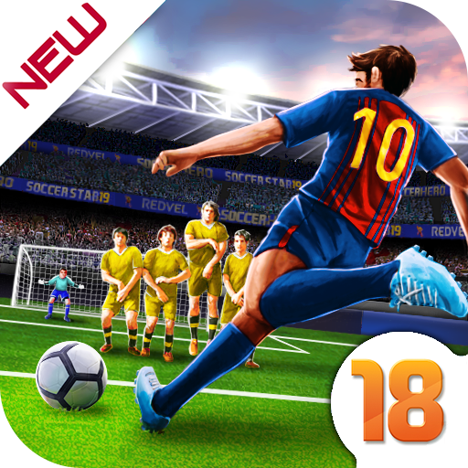 Soccer Star 2019 Top Leagues · MLS Soccer Games APK Cracked Download