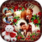 App Romantic Love Photo Collage APK for Kindle