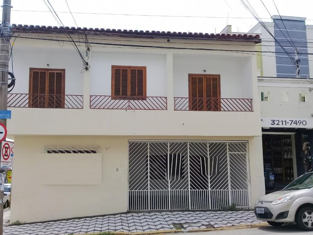Casa com 3 dormitórios para alugar, 117 m² por R$ 3.600/mês - Centro - Sorocaba/SP