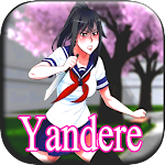 Yandere School simulator For PC / Windows / MAC