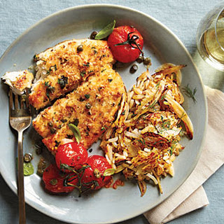 Roasted Cherry Tomatoes With Bread Crumbs Recipes