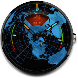 ATLAS - Watch Face