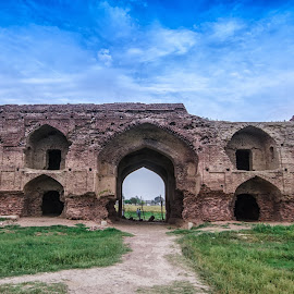 Ruins in Greens by KP Singh - Buildings & Architecture Decaying & Abandoned