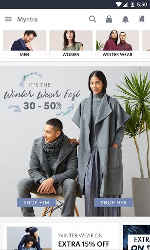 Myntra Online Shopping App screenshot 7
