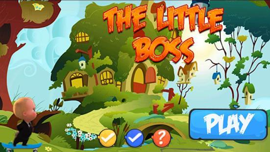 The little Boss  2 runner PC
