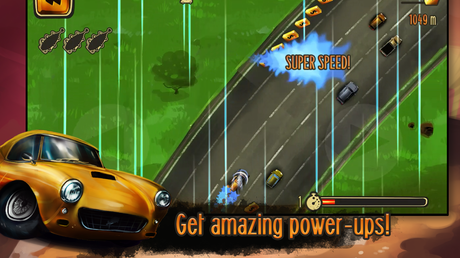 Adrenaline Racing Screenshot 3