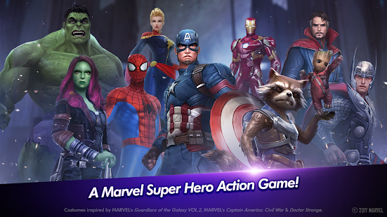 download marvel future fight for pc