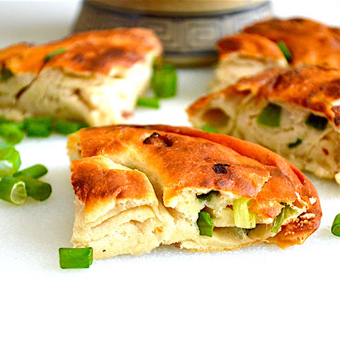 Chinese Scallion Bread