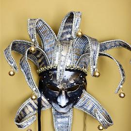 MASCARA VENECIANA by Jose Mata - Artistic Objects Clothing & Accessories