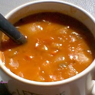 Frugal and Easy Lima Bean Soup
